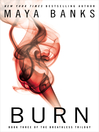 Burn (eBook): The Breathless Trilogy, Book 3