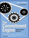 The Commitment Engine (eBook): Teaching Your Business to Manage Itself