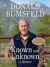 Known and Unknown (MP3)