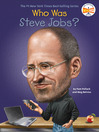 Who Was Steve Jobs? (eBook)