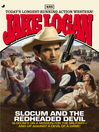 Slocum 425 (eBook): Slocum and the Redheaded Devil