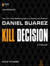 Kill Decision (MP3)