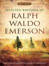 Selected Writings of Ralph Waldo Emerson (eBook)