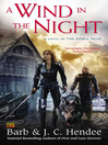 A Wind in the Night (eBook): A Novel of the Noble Dead