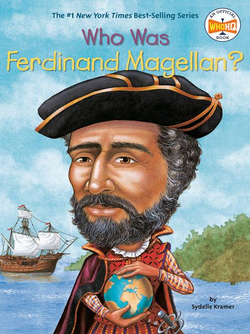 Who Was Ferdinand Magellan? (eBook)