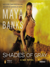 Shades of Gray (MP3): Kelly/KGI Series, Book 6