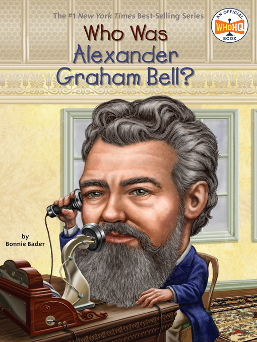 Who Was Alexander Graham Bell? (eBook)