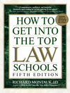 How to Get Into Top Law Schools (eBook)
