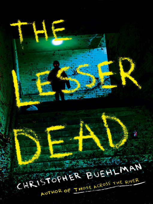The Lesser Dead (eBook)