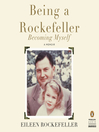 Being a Rockefeller, Becoming Myself (MP3): A Memoir