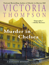 Murder in Chelsea (eBook): Gaslight Mystery Series, Book 15