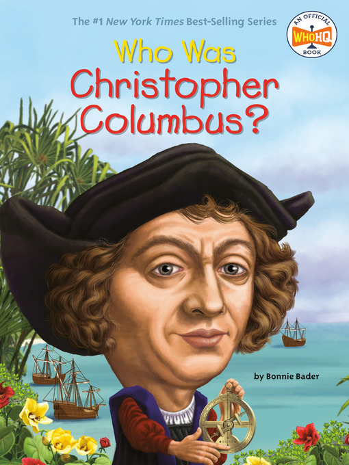 Who Was Christopher Columbus? (eBook)