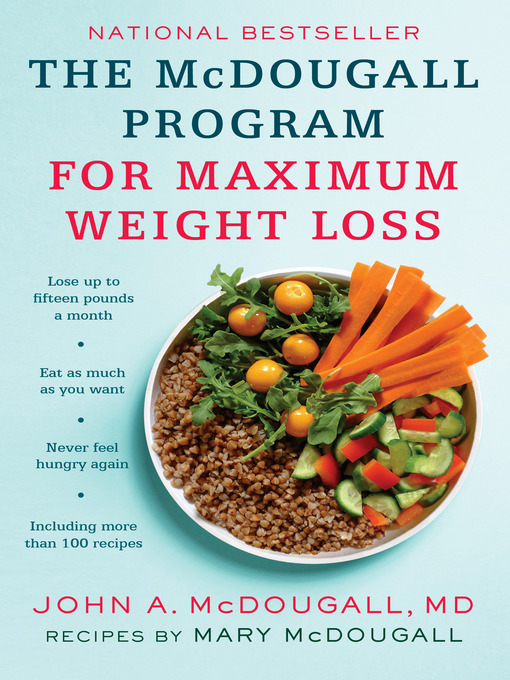 The McDougall Program for Maximum Weight Loss (eBook)