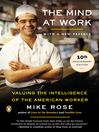 The Mind at Work (eBook)