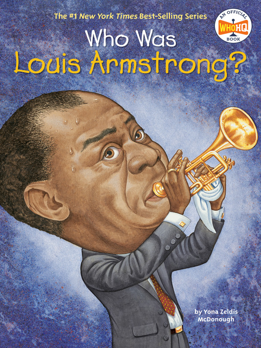 Who Was Louis Armstrong? (eBook)