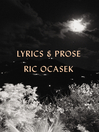 Lyrics & Prose (eBook)
