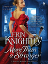 More Than a Stranger (eBook): A Sealed With a Kiss Novel