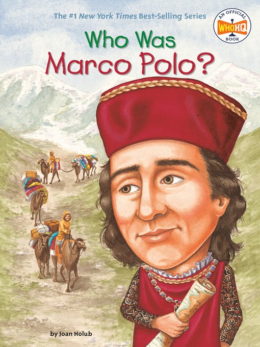 Who Was Marco Polo? (eBook)