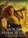 House Immortal (eBook): House Immortal Trilogy, Book 1