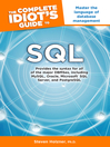 The Complete Idiot's Guide to SQL (eBook)