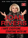 I Hate Everyone… Starting with Me (eBook)