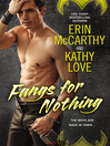 Fangs for Nothing (eBook): Fangover Series, Book 2