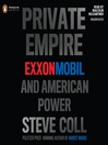 Private Empire (MP3): ExxonMobil and American Power