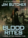 Blood Rites (MP3): The Dresden Files Series, Book 6