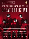 Cover image for Pinkerton's Great Detective
