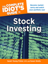 The Complete Idiot's Guide to Stock Investing (eBook)