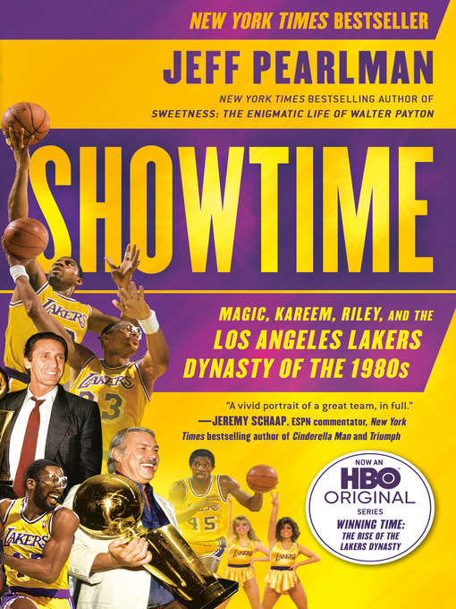 Showtime (eBook): Magic, Kareem, Riley, and the Los Angeles Lakers Dynasty ofthe 1980s