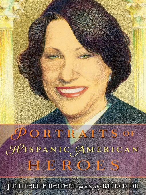 Portraits of Hispanic American Heroes (eBook)