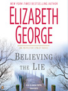 Believing the Lie (MP3): Inspector Lynley Series, Book 17