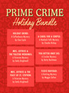 Prime Crime Holiday Bundle (eBook)