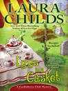 Eggs in a Casket (eBook): Cackleberry Club Mystery Series, Book 5