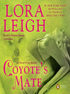 Coyote's Mate (MP3): Breeds Series, Book 18