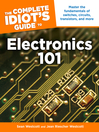 The Complete Idiot's Guide to Electronics 101 (eBook)