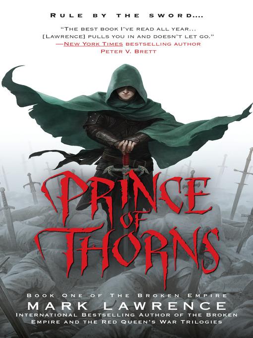 Prince of Thorns (eBook): Broken Empire Series, Book 1