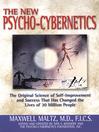 New Psycho-Cybernetics (eBook)