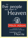 The Five People You Meet in Heaven (eBook)
