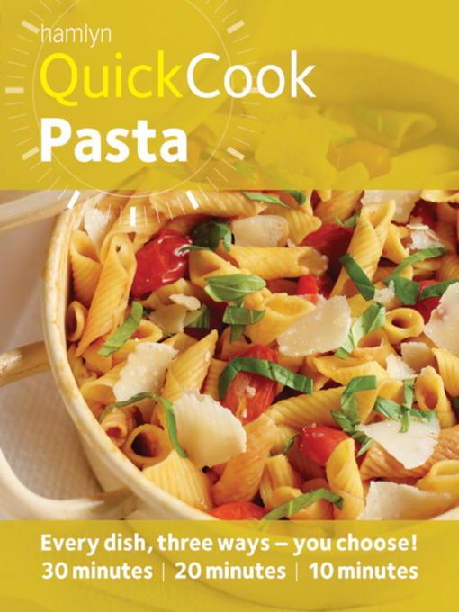 Pasta (eBook)