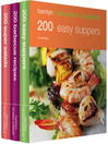 600 Easy Suppers, Salads & BBQ Recipes (eBook): Hamlyn All Colour
