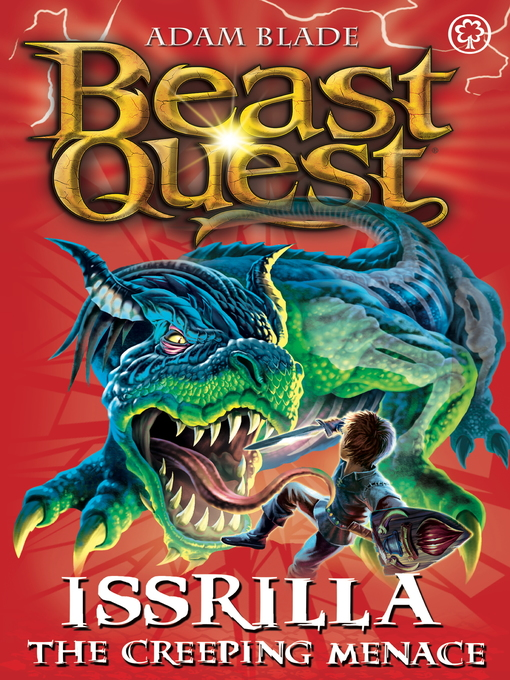 Issrilla the Creeping Menace (eBook): Beast Quest: The Darkest Hour Series, Book 3