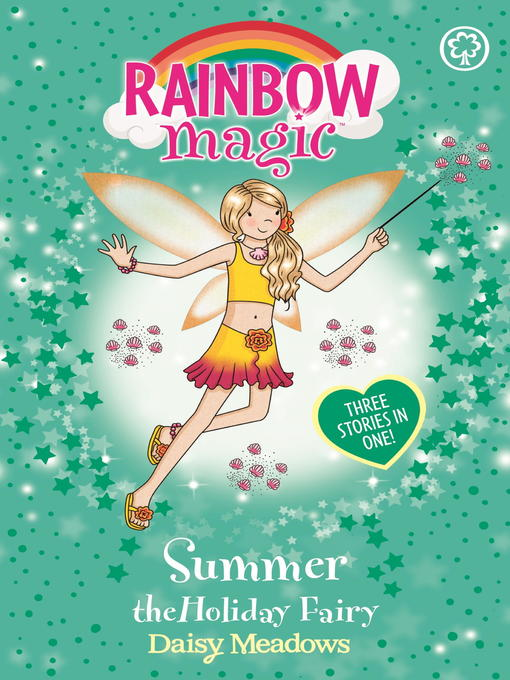 Summer the Holiday Fairy (eBook)