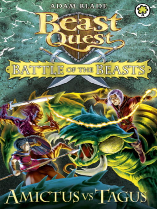 Amictus vs Tagus (eBook): Beast Quest: Battle of the Beasts Series, Book 2