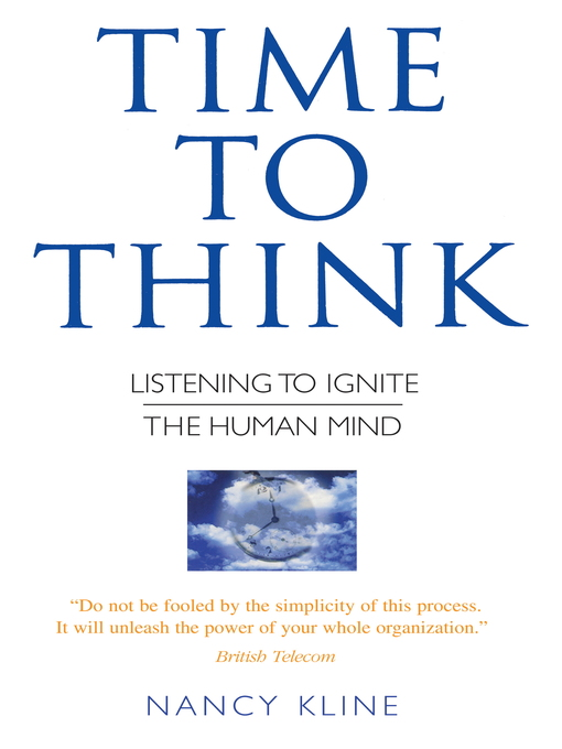 Time to Think (eBook)