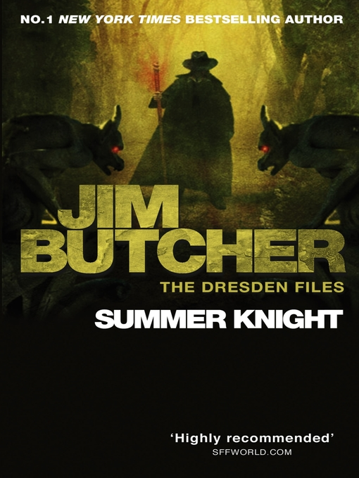 Summer Knight (eBook): The Dresden Files Series, Book 4