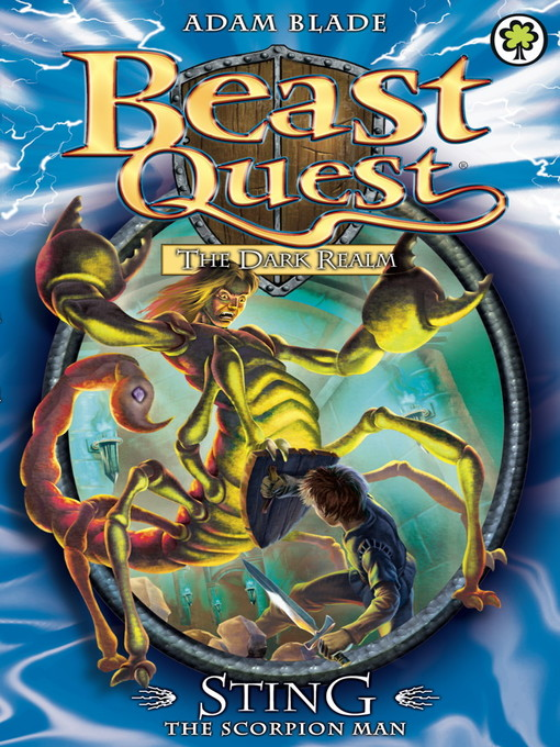 Sting the Scorpion Man (eBook): Beast Quest: The Dark Realm Series, Book 6