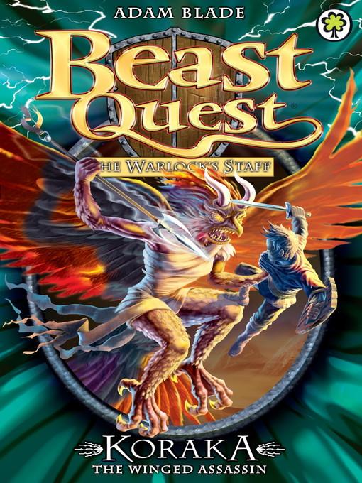 51: Koraka the Winged Assassin (eBook)