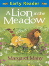 A Lion in the Meadow (eBook)